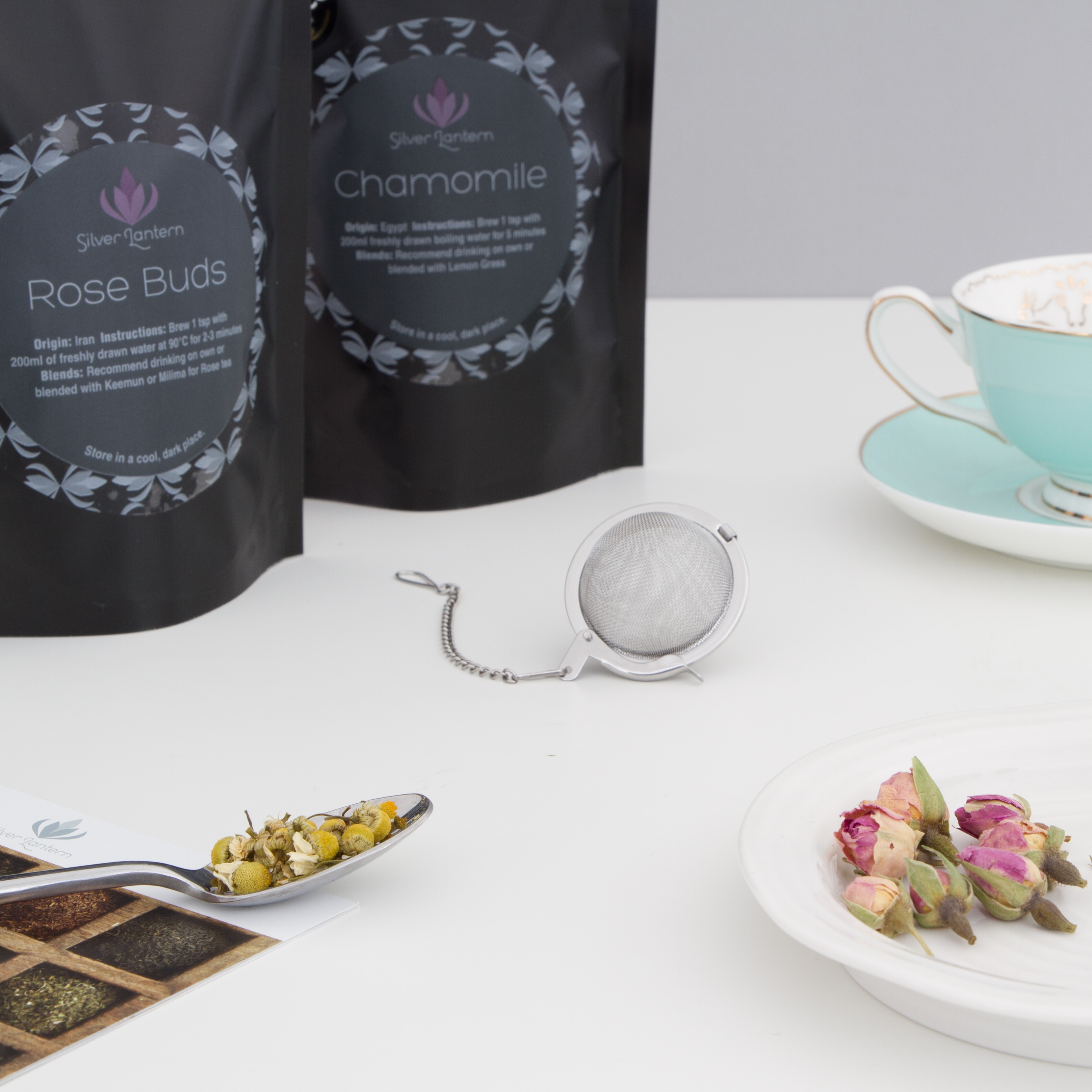 Monthly Herbal Tea Subscription