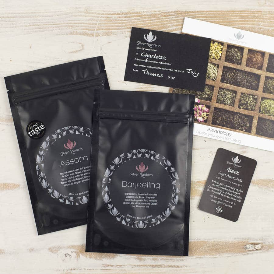Monthly Tea Subscription Club