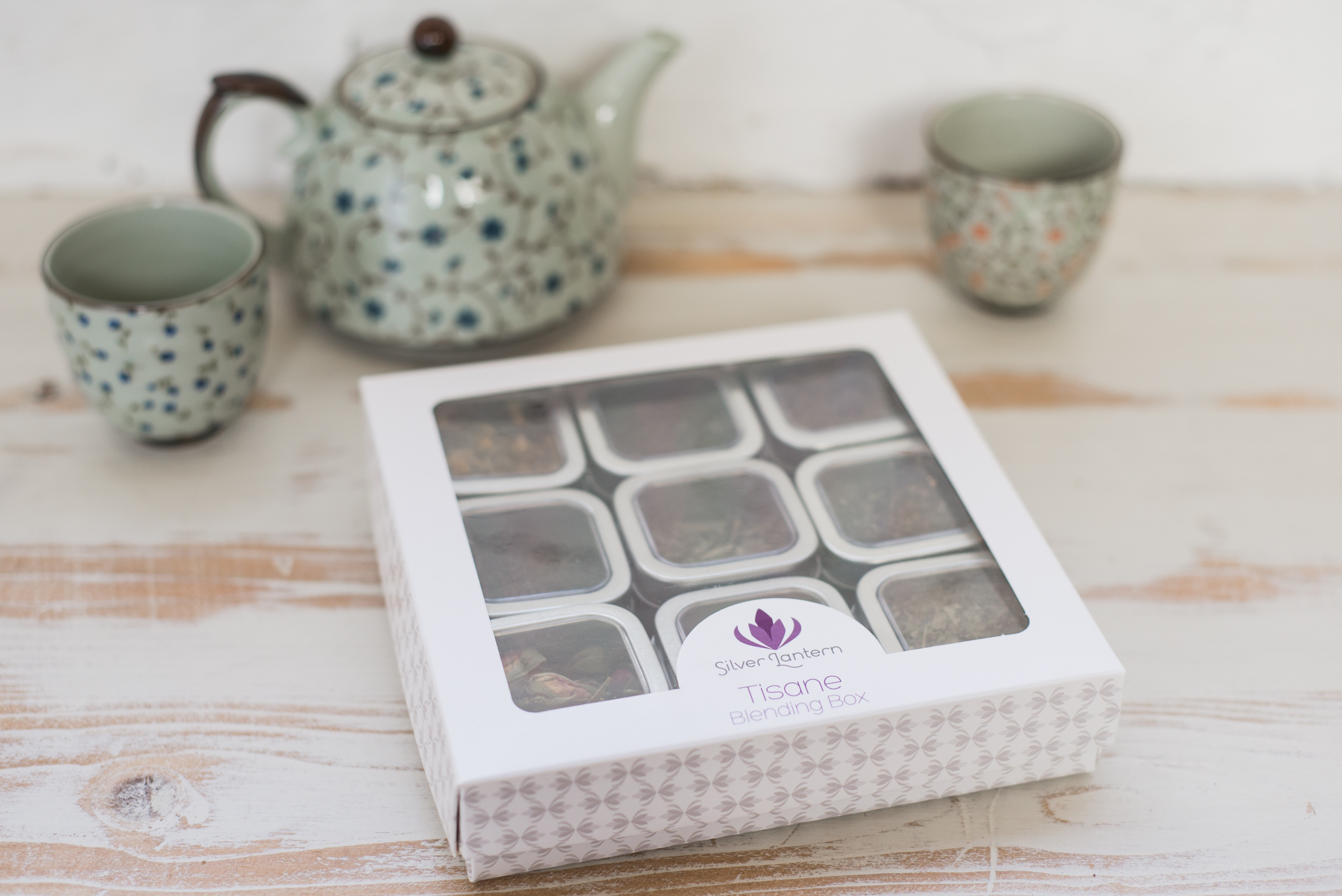 Tisane Blending Box
